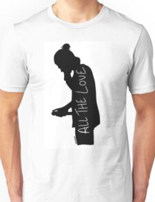 Harry Silhouette Unisex T-Shirt