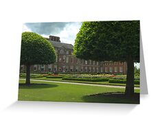 Wimpole Hall Greeting Card