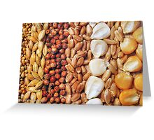 CEREALS..., SINCE ANCIENT TIMES... Greeting Card