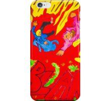 Blam! iPhone Case/Skin