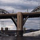 6th St Viaduct. by Santamariaa