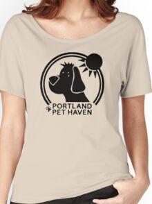 Portland Pet Haven - Portlandia Women's Relaxed Fit T-Shirt