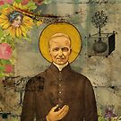 Saints Collection -- The Holy Father by Elo Marc