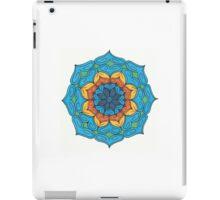 Mandala Drawing #18 Original Design by TAM iPad Case/Skin