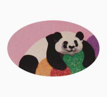 Gumdrop Protecting Panda Kids Tee