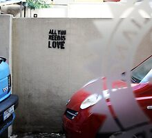 Love on the streets, Hamra. by marwii