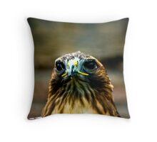 Hawk #2 Throw Pillow