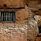 Adobe House Window - Mesilla by Larry3