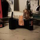 matchbox camera for 2010 world pinhole photography day. by RubyShoes