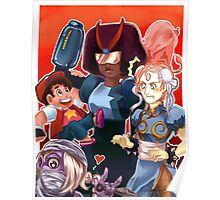 We Are the 8Bit Gems Poster