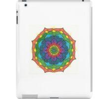 Mandala Drawing #22 Original Design by TAM iPad Case/Skin