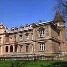 Palace in Łopuszno by Gaz Gazmajster