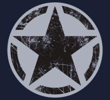Black Vintage American Star by Garaga