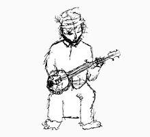 Banjo Player Unisex T-Shirt