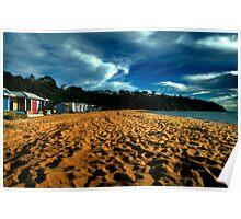 Tranquil ,Mt Martha Beach,Melbourne Poster