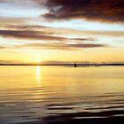 Royal Oak Memorial Scapa Flow by Brian Beckett