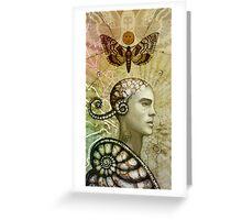 Zorg Greeting Card