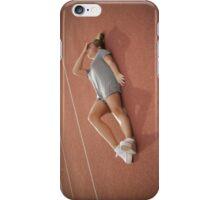Blue Summer Wind - Vertical  iPhone Case/Skin