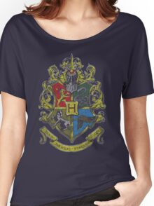 Wizard's Crest Women's Relaxed Fit T-Shirt