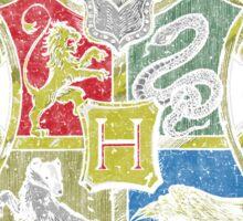 Wizard's Crest Sticker
