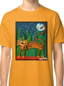 Tiger Tiger Burning Bright!!! Classic T-Shirt