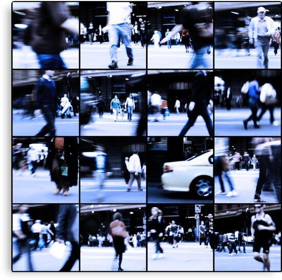 Urban Disturbances by Andrew Paranavitana