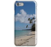 Tropical breeze iPhone Case/Skin