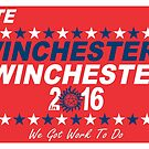 Vote Winchester in 2016 by pixhunter