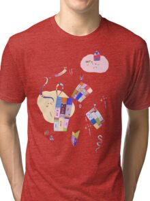 Mr Vassily's Holidays Tri-blend T-Shirt