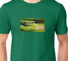Old Park Bench Unisex T-Shirt