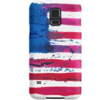 Watercolor Flag of the USA Samsung Galaxy Case/Skin