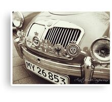 1959 MGA Roadster Canvas Print