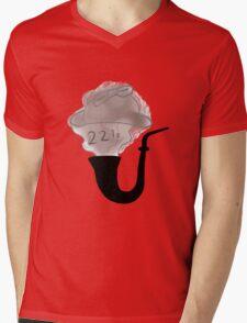 Consulting Detective Sherlock Holmes Mens V-Neck T-Shirt