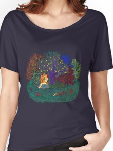 Adam and Eve Women's Relaxed Fit T-Shirt