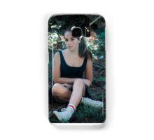 Olivia 2 Samsung Galaxy Case/Skin