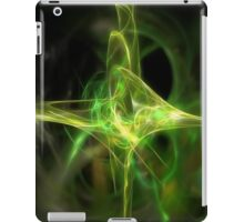Creature 2 Green Yellow iPad Case/Skin