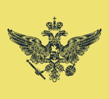 Coat of Arms of Russian Empire Kids Clothes
