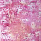 abstract Pink by Sanne Thijs