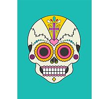 Sugar Skull. Photographic Print