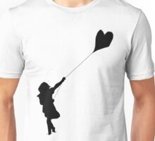 Heart strings Unisex T-Shirt