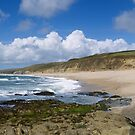 Gunwalloe Beach, Cornwall by Mike Honour