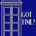 Got Time? (ver. 2) by Amanda Vontobel Photography/Random Fandom Stuff