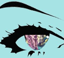 Crystal Iris (Eye) by ProjectMayhem