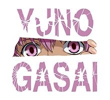 Yuno Gasai by Don Rice
