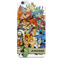 Anime Combination iPhone Case/Skin