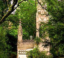Quinta da Regaleira. Chapel by terezadelpilar~ art & architecture