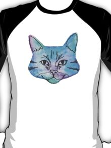 Watercolor Kitty T-Shirt