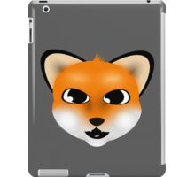 Sly Little Fox! iPad Case/Skin