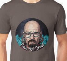 Plugs not Drugs Unisex T-Shirt