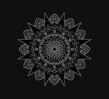 Mandala (Black) T-Shirt
